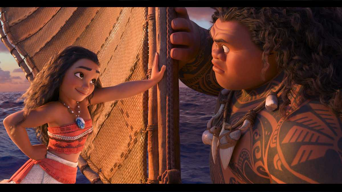 "Disney's ""Moana"" Review"