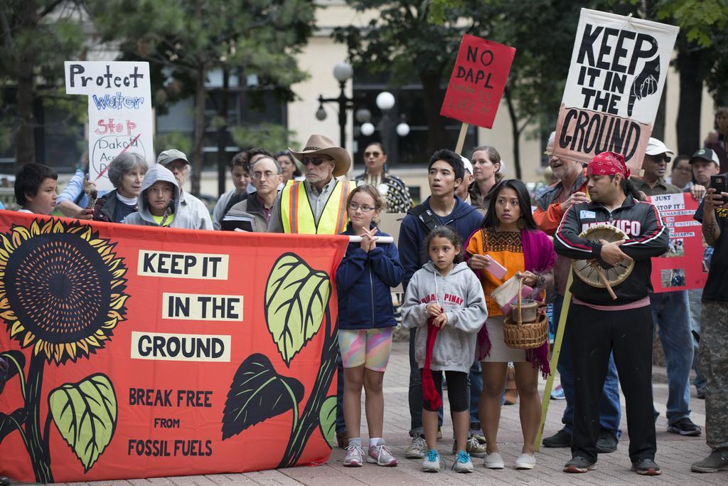 Dakota Access Pipeline Crisis