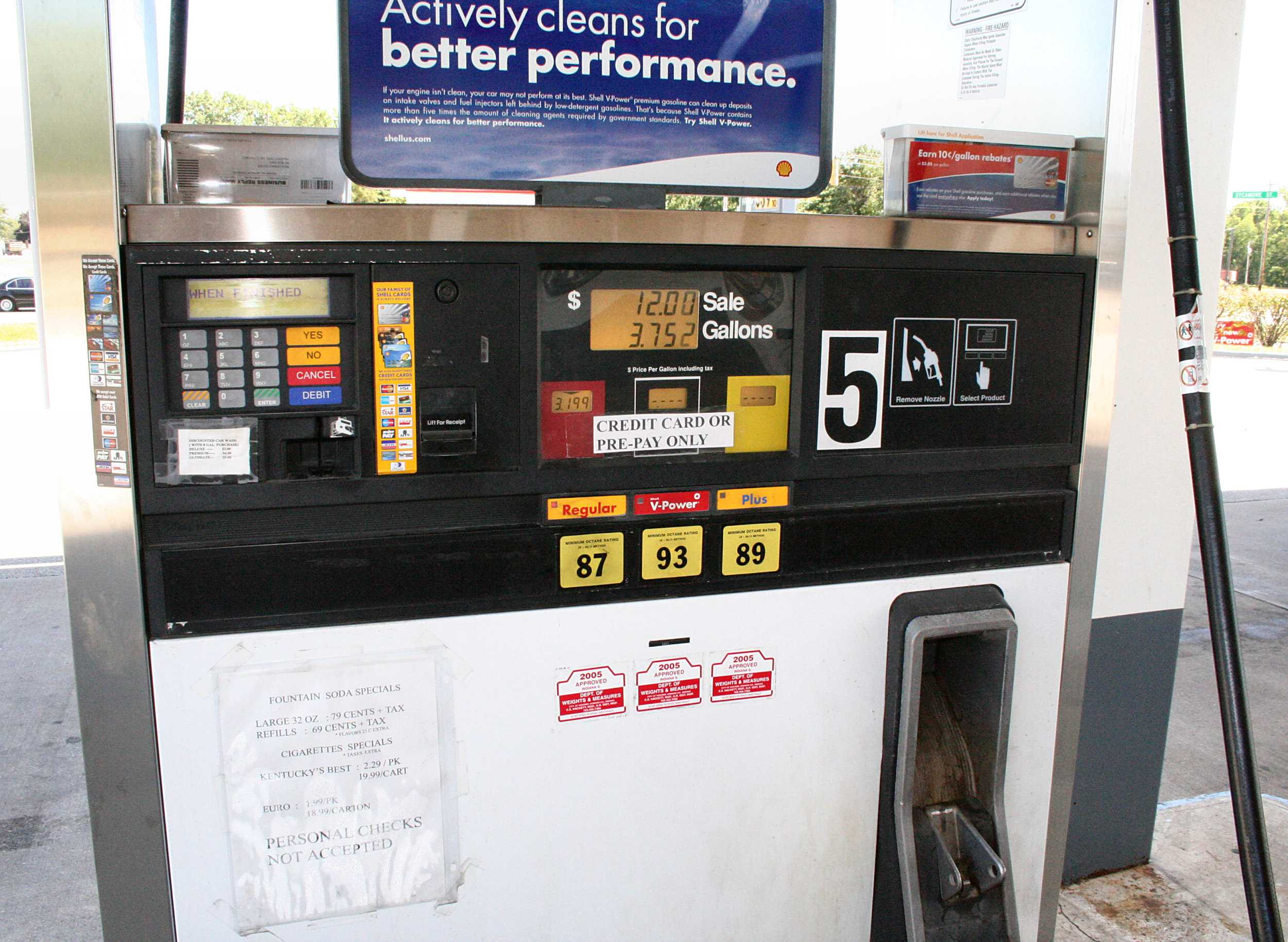 Gas Prices May Rise Soon