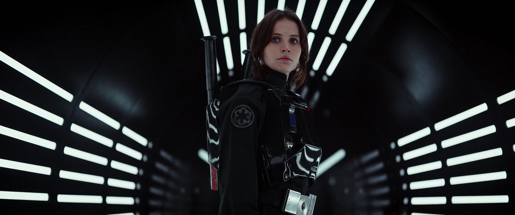 """Rogue One: A Star Wars Story"" Review"