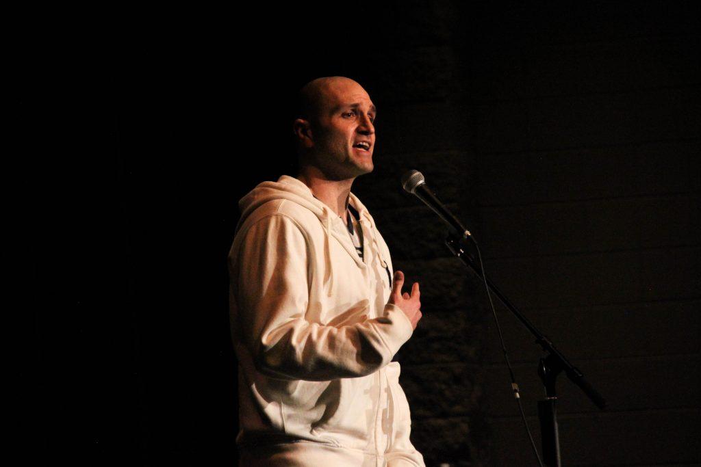 PHOTOS: Slam-Poetry Night