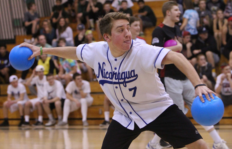 PHOTOS: Dodgeball Tournament