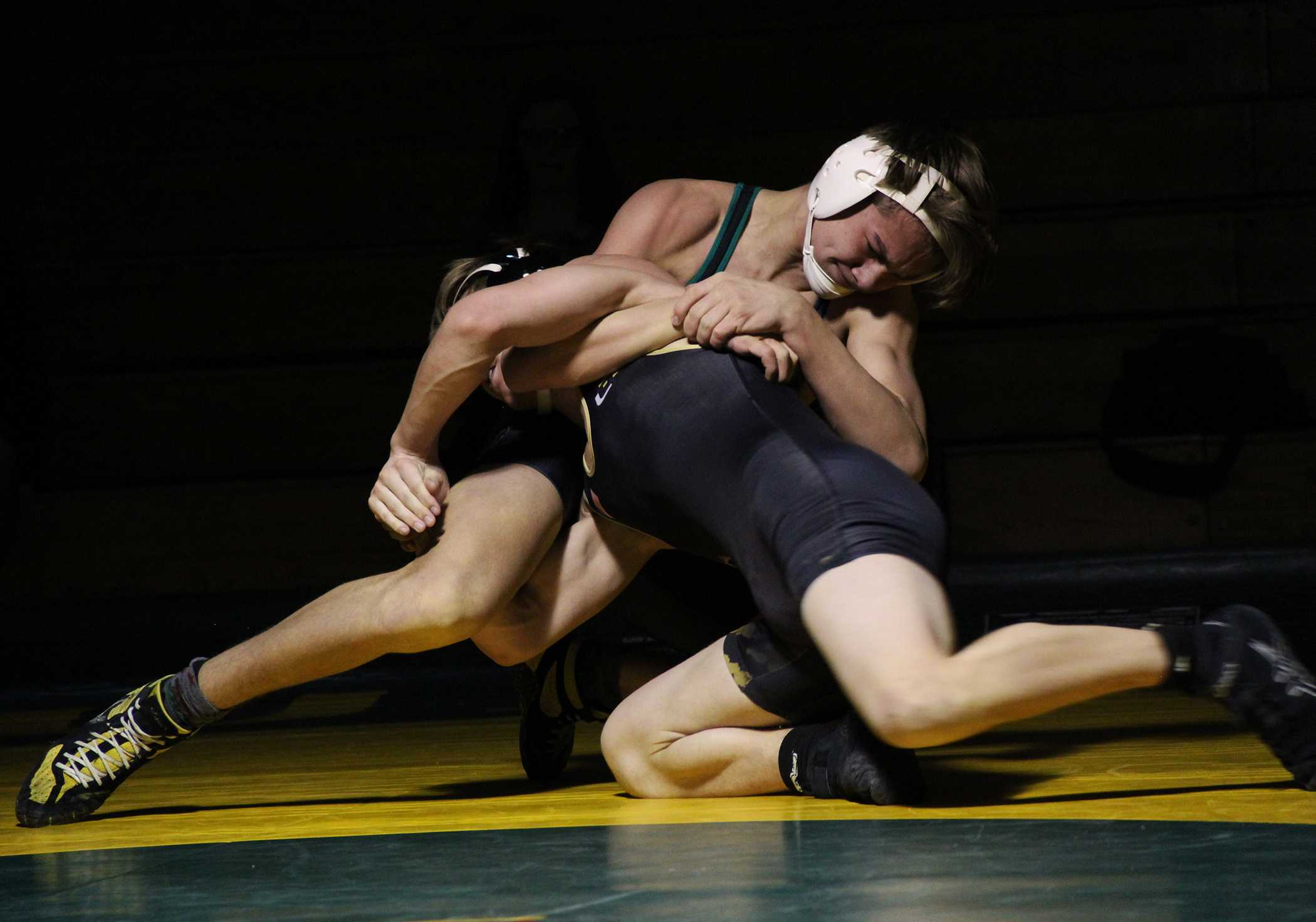 PHOTOS: Varsity Wrestling vs Rock Canyon