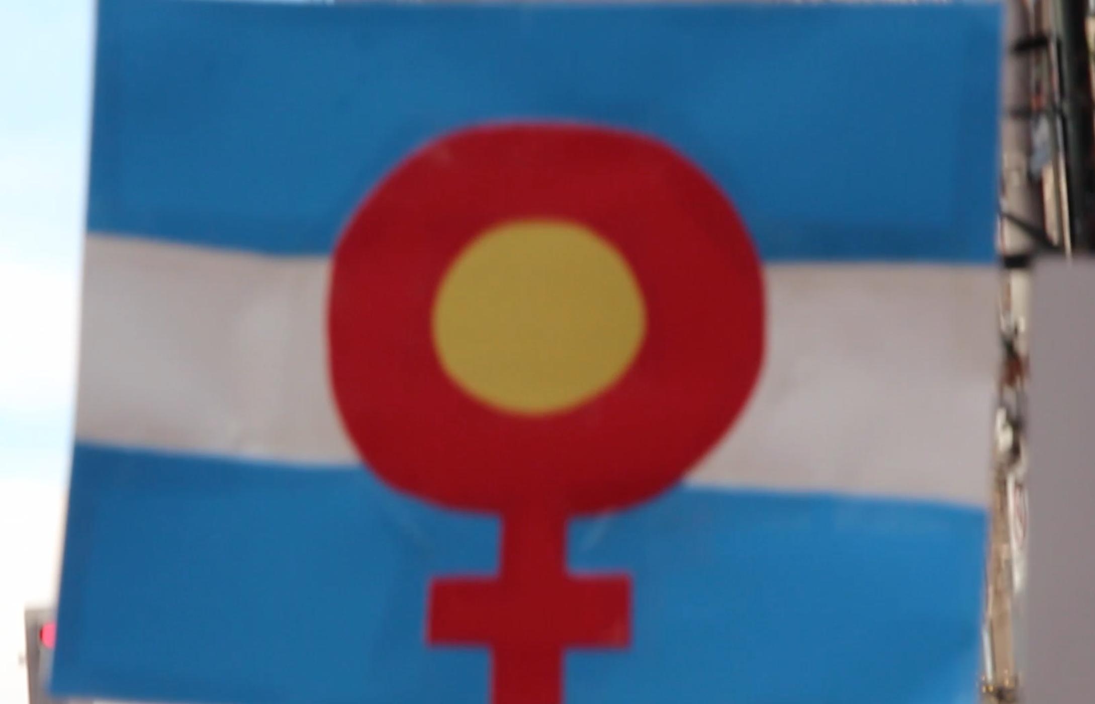 VIDEO: Women's March on Denver