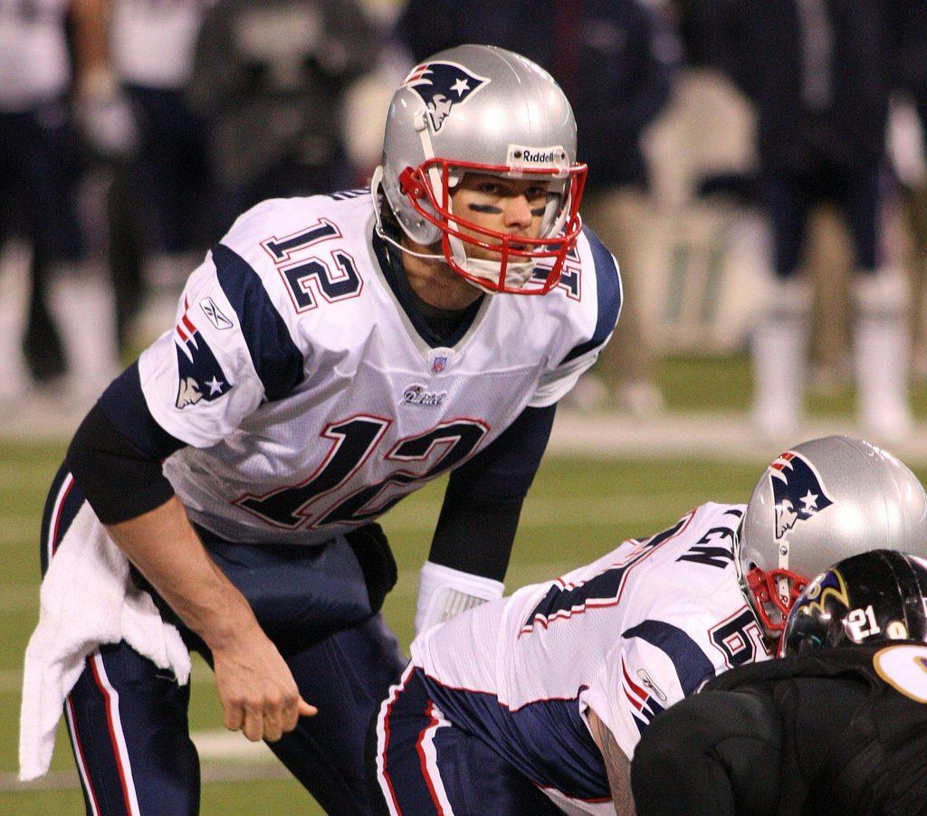 Tom Brady Loses Super Bowl Jersey