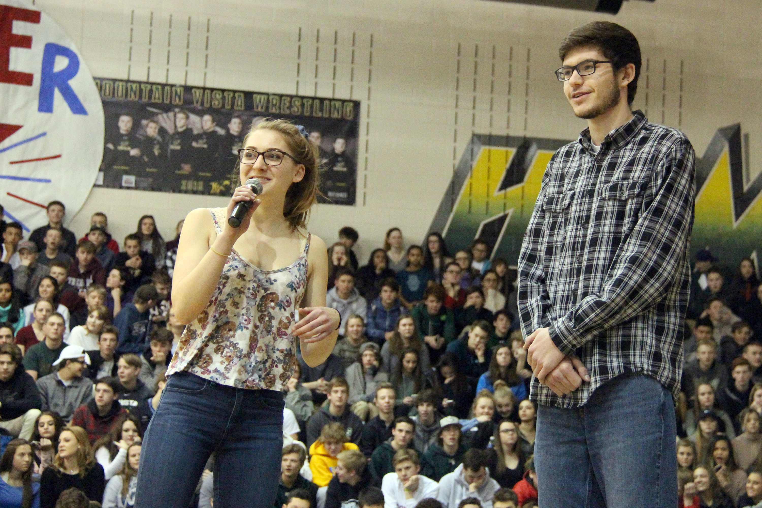 PHOTOS: Wish Week Earnings Reveal Assembly