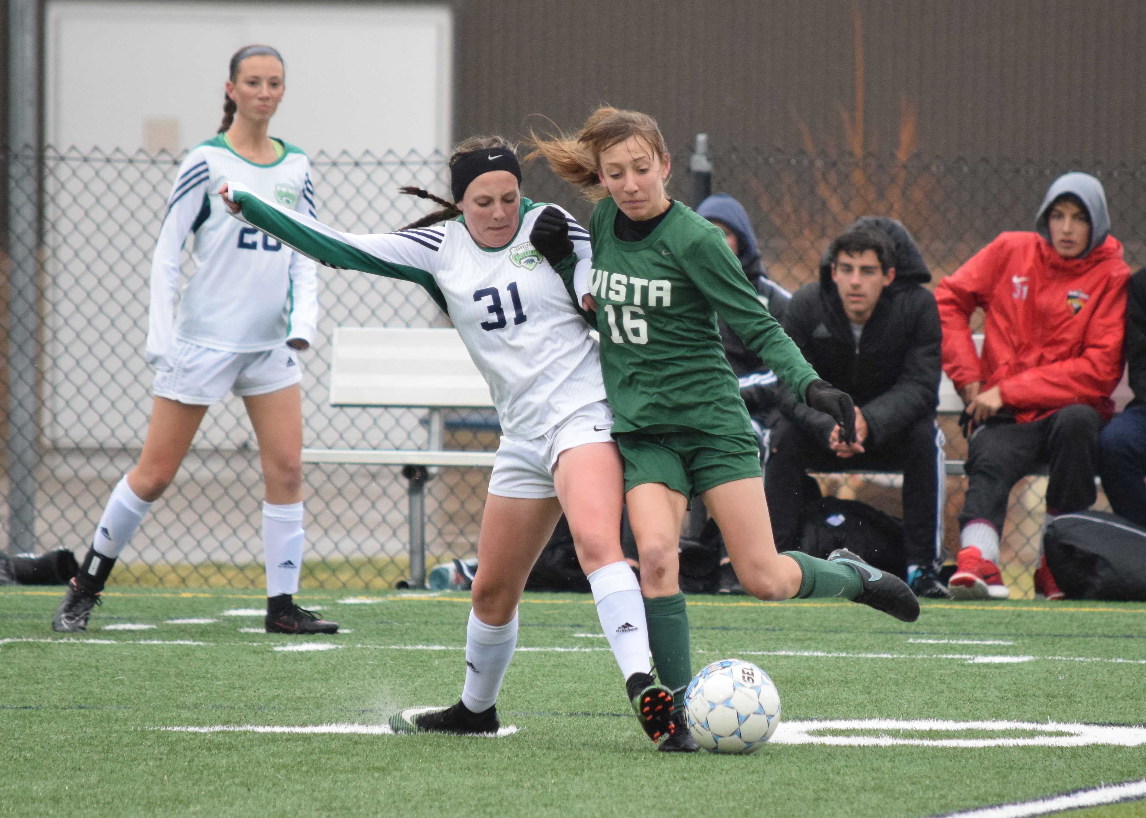 PHOTOS: Women's JV Soccer vs. Thunder Ridge