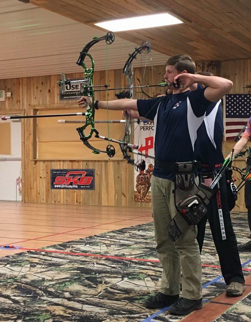 Drake Coffman Archery