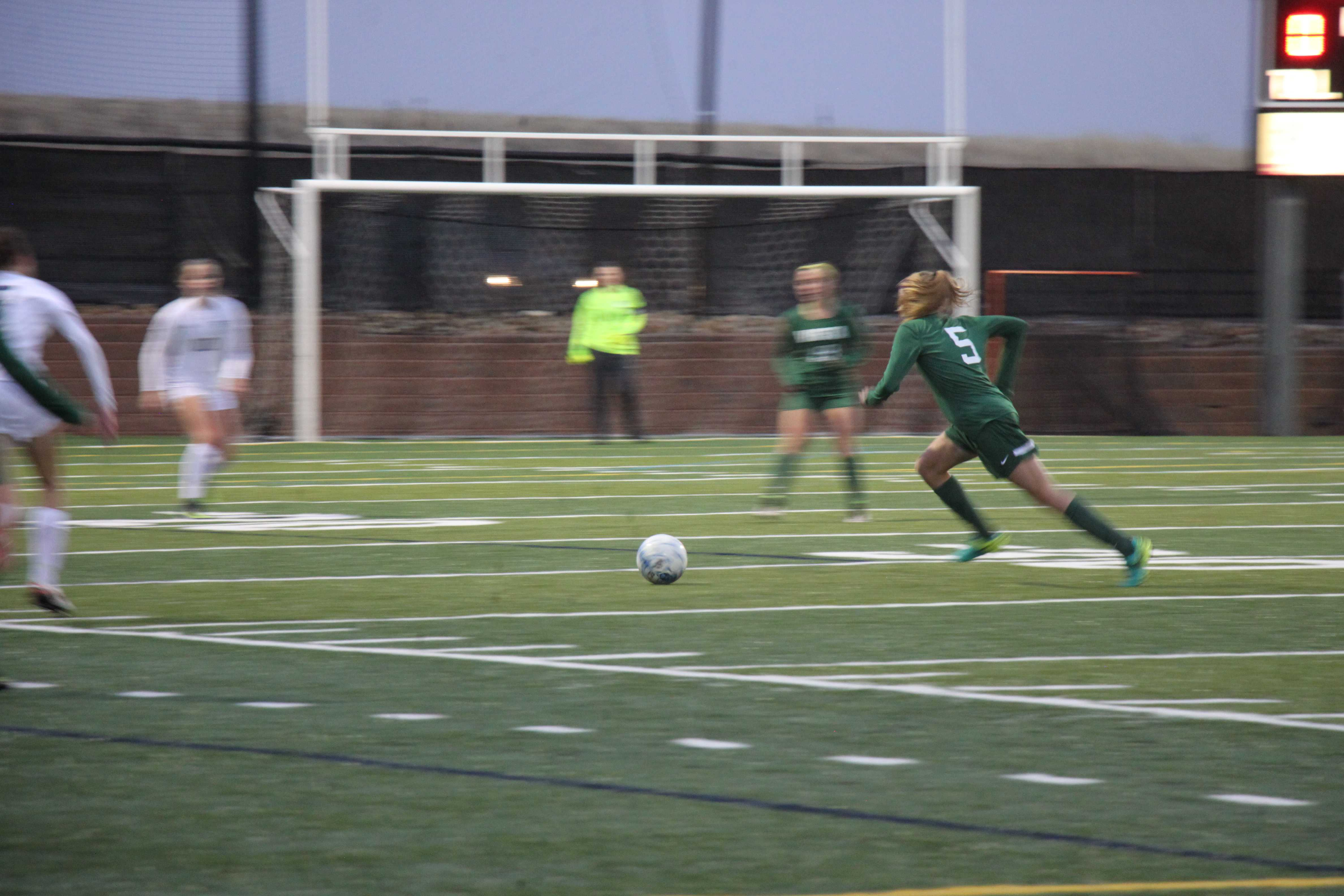 PHOTOS: Women's Varsity Soccer vs. ThunderRidge