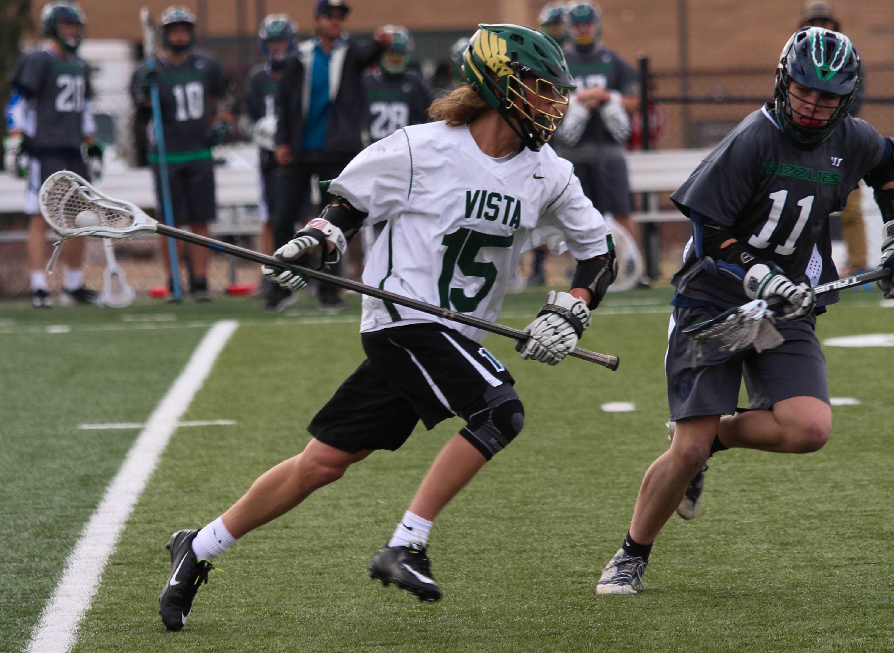 PHOTOS: Mens Varsity Lacrosse vs. ThunderRidge