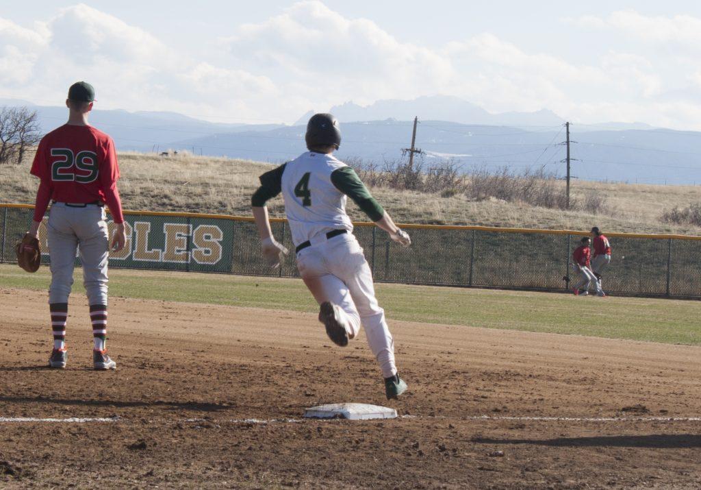 PHOTOS: Varsity Baseball vs Smoky Hill