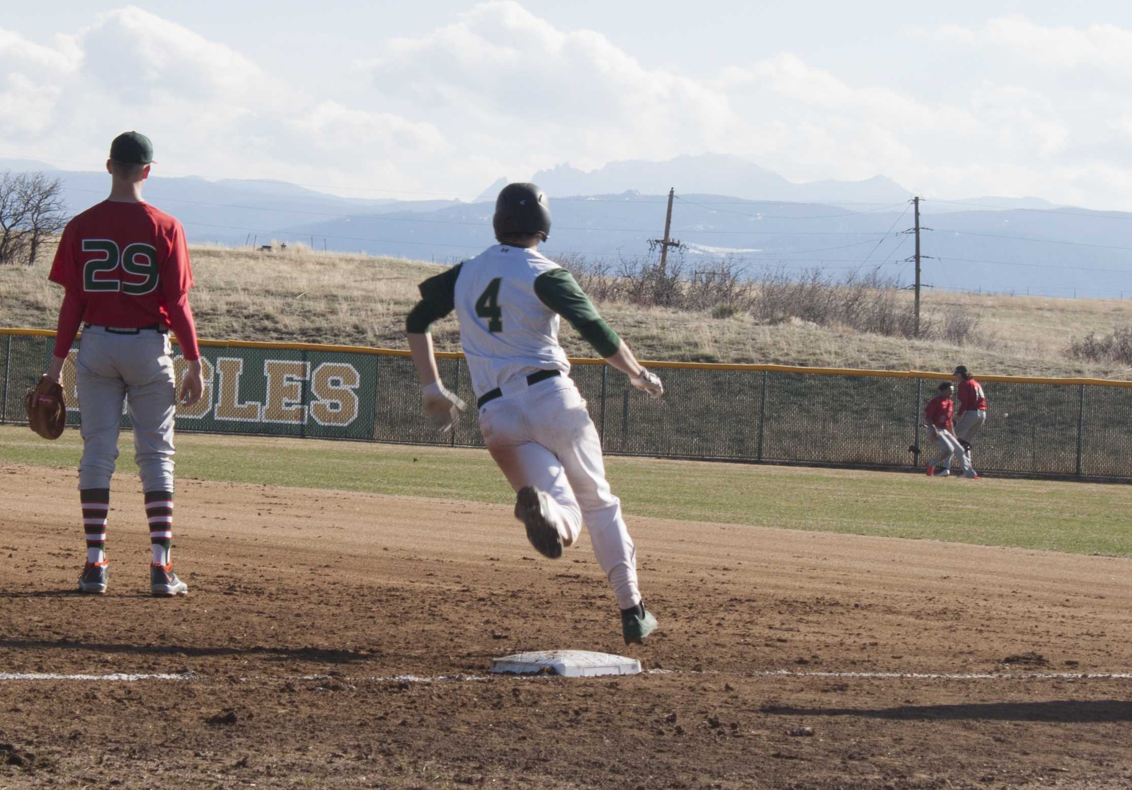 PHOTOS: Varsity Baseball vs Smoky Hill