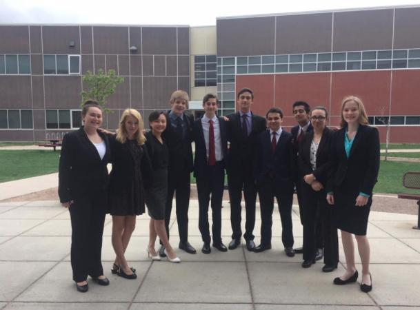 Speech and Debate Moves Onto Nationals