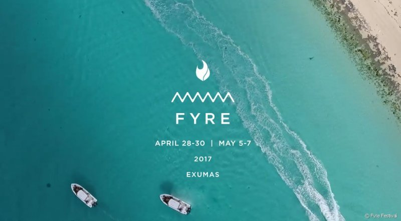 Fyre Festival Goes Down in Flames