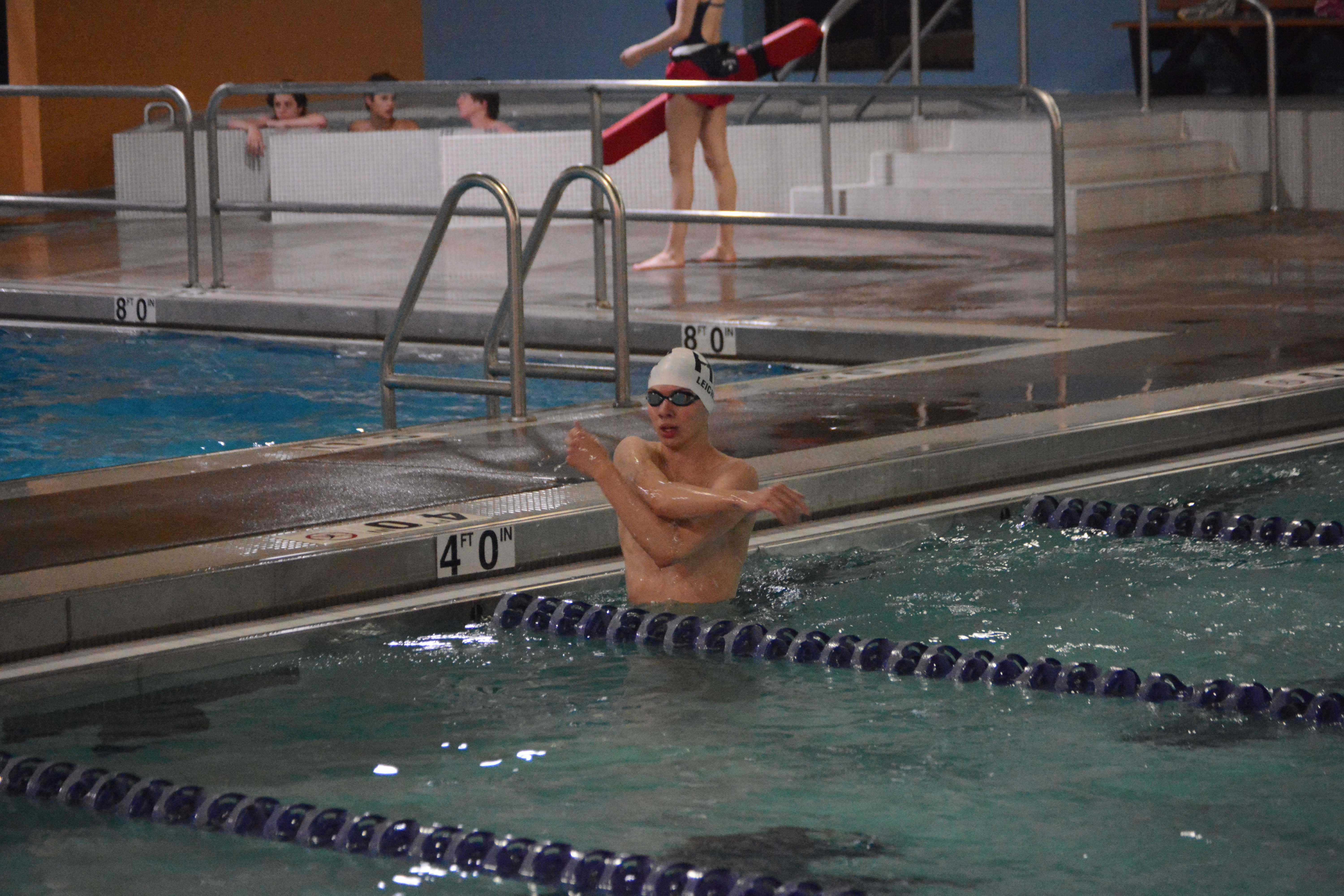 Mens Swim and Dive: Wrap Up
