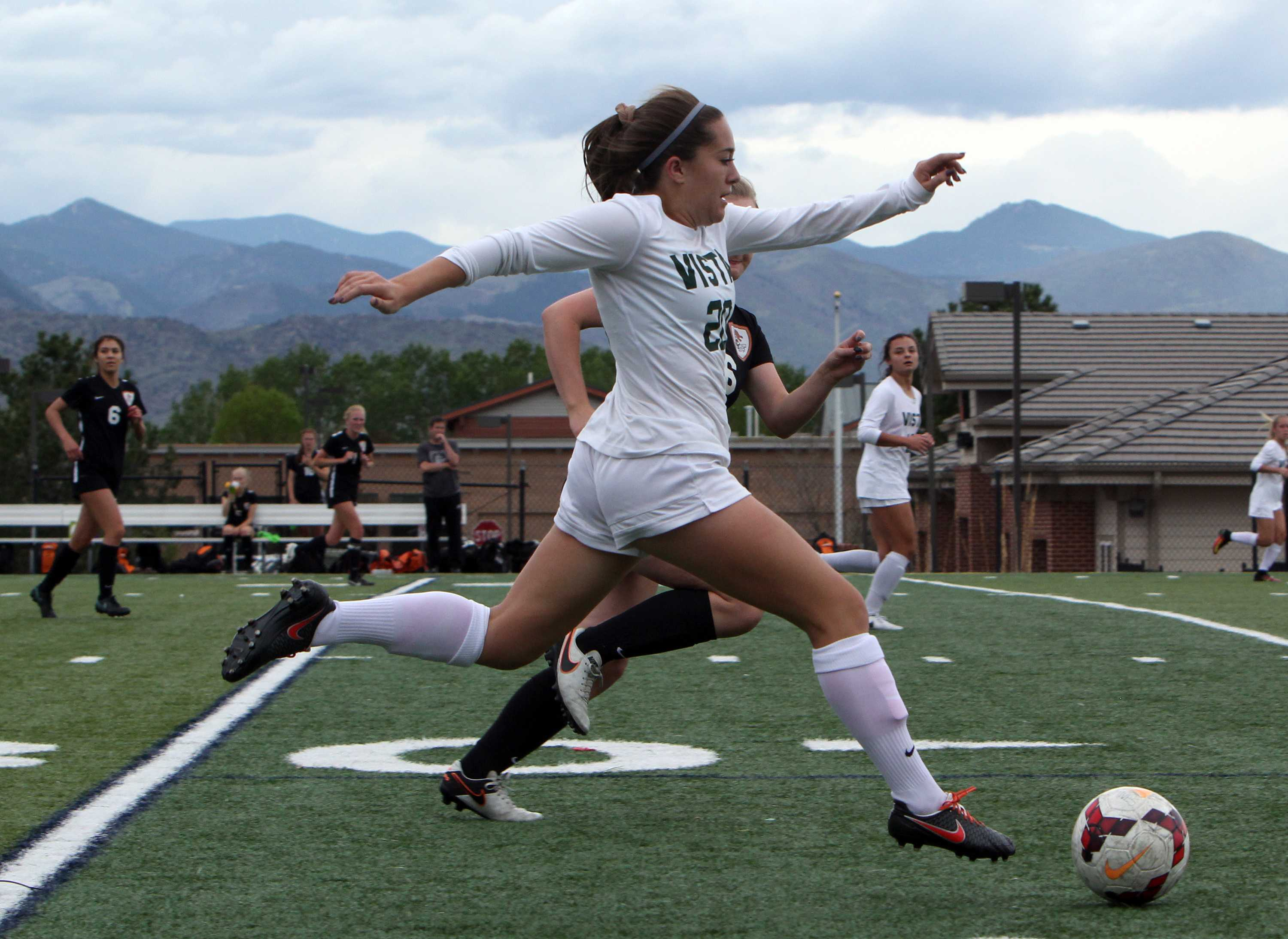 PHOTOS: Womens Varsity Soccer vs. Grand Junction