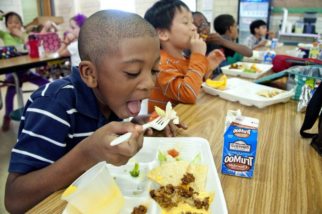 OPINION: School Lunches
