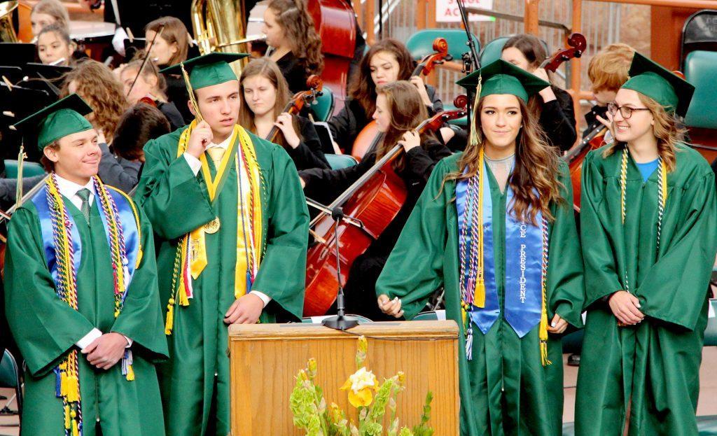 2017 Graduation Speeches
