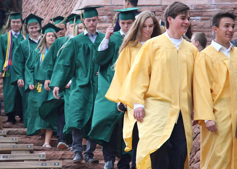 PHOTOS: Class of 2017 Graduation