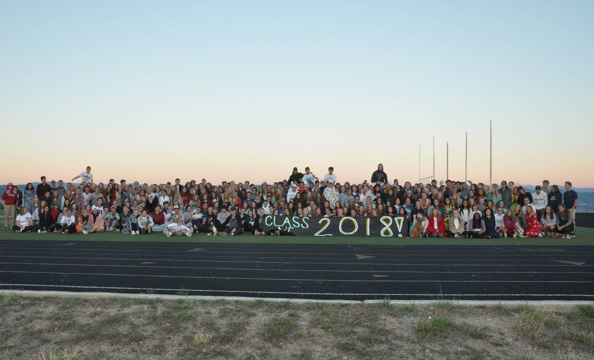 PHOTOS: Senior Sunrise