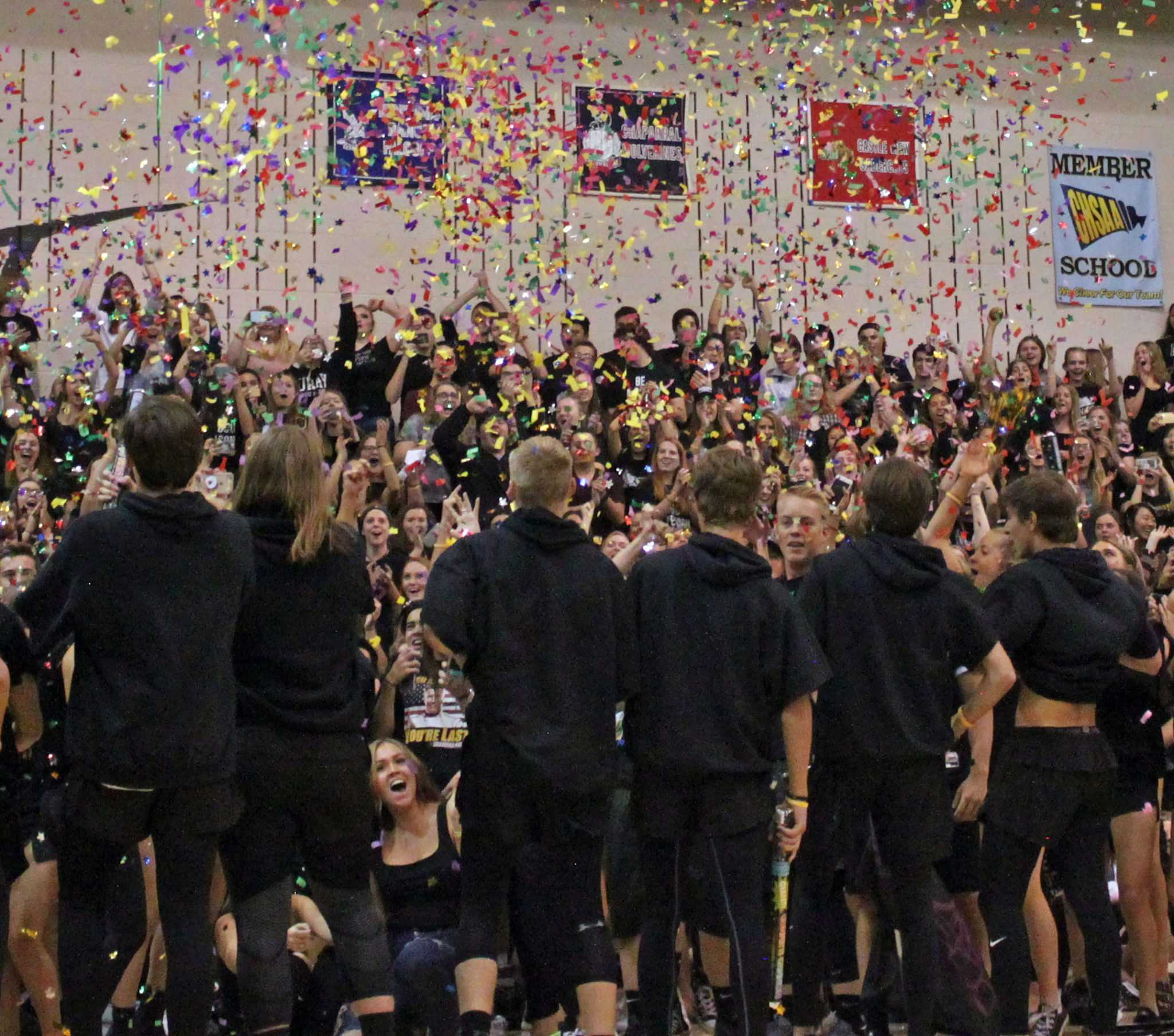 PHOTOS: Homecoming Closing Assembly