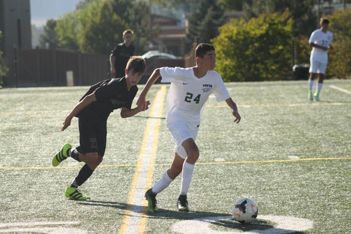 PHOTO GALLERY: Junior Varsity Soccer Against Rock Canyon High School
