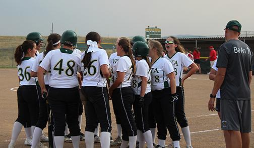 PHOTO GALLERY: JV Softball vs. Heritage
