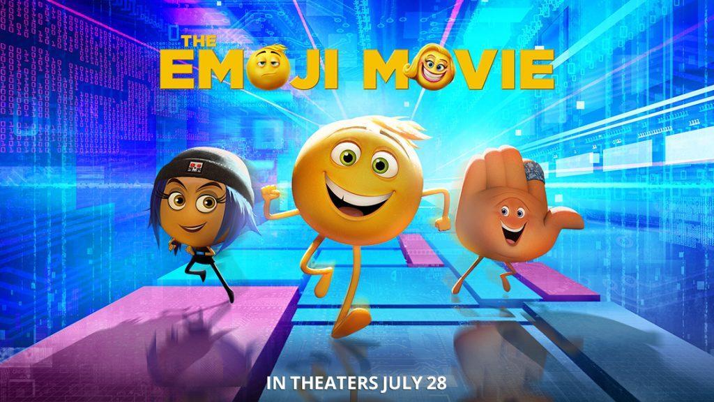 THE EMOJI MOVIE MOVIE REVIEW