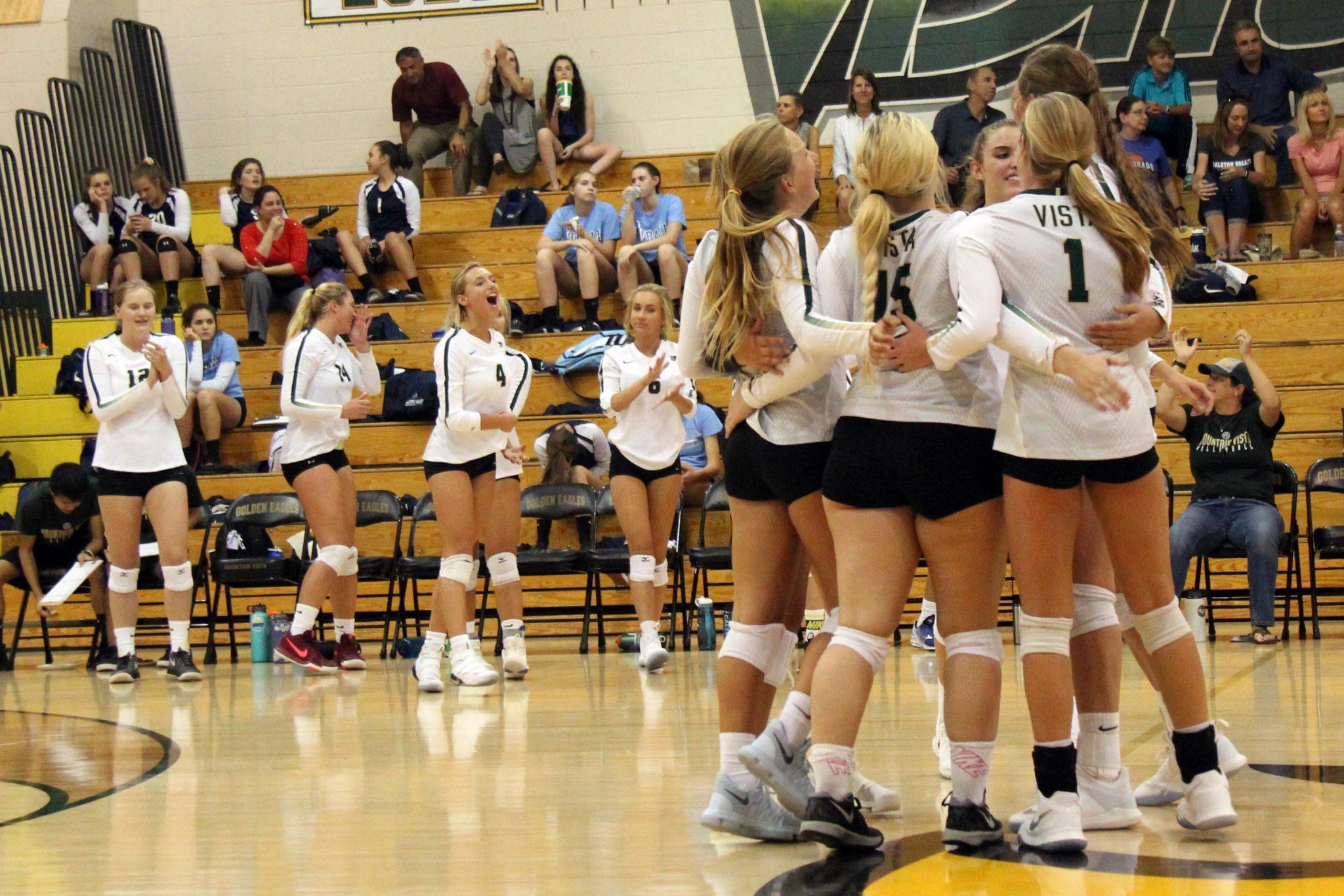 PHOTOS: Girl's Varsity Volleyball vs. Ralston Valley