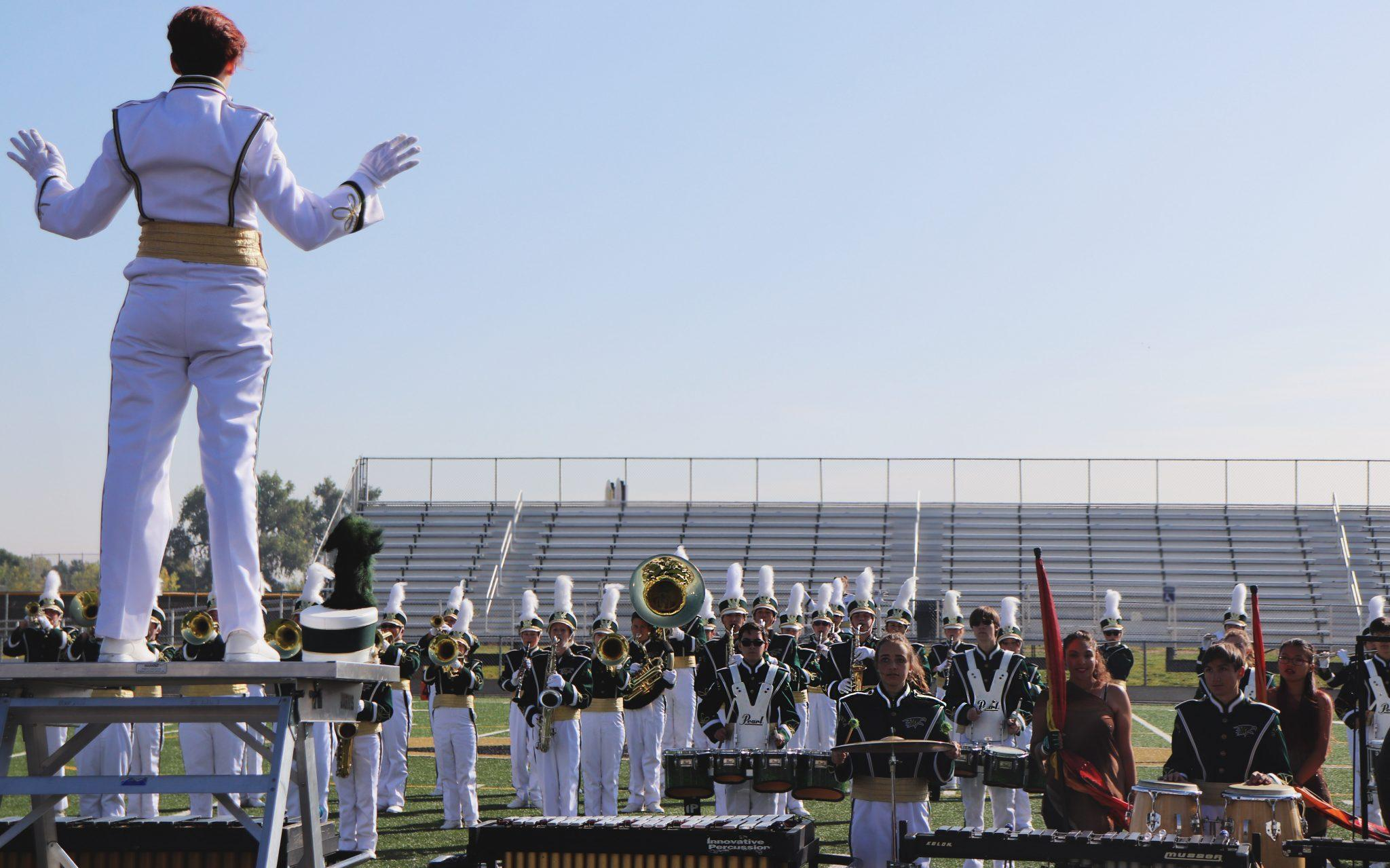 PHOTOS: Marching Band at Friendship Cup Festival