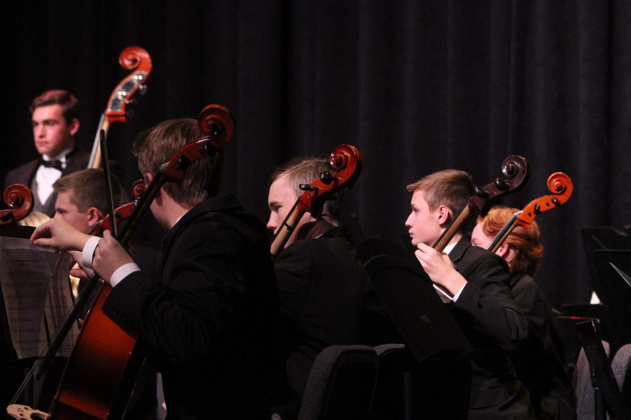 Photo Gallery: Orchestra