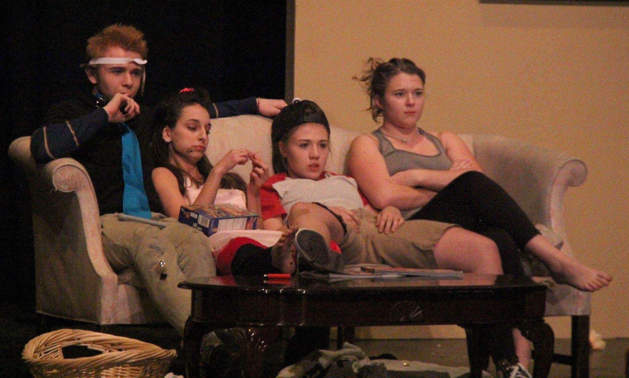 PHOTO GALLERY: Theater One Acts