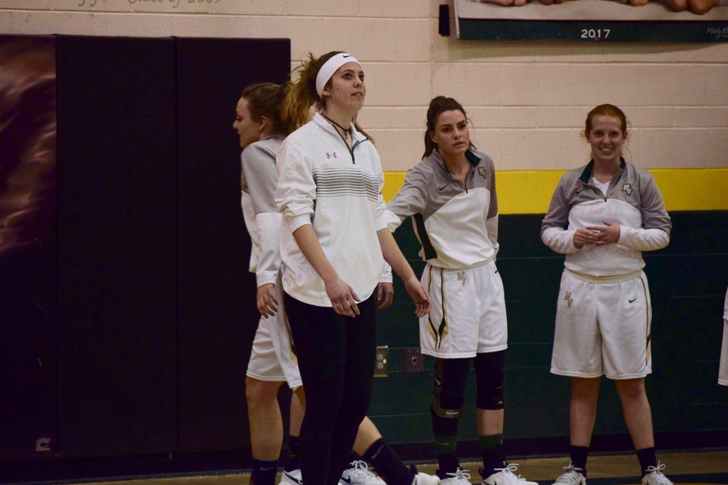 ARCHIVE: LIVE BLOG: Women's Varsity Basketball vs. Castle View