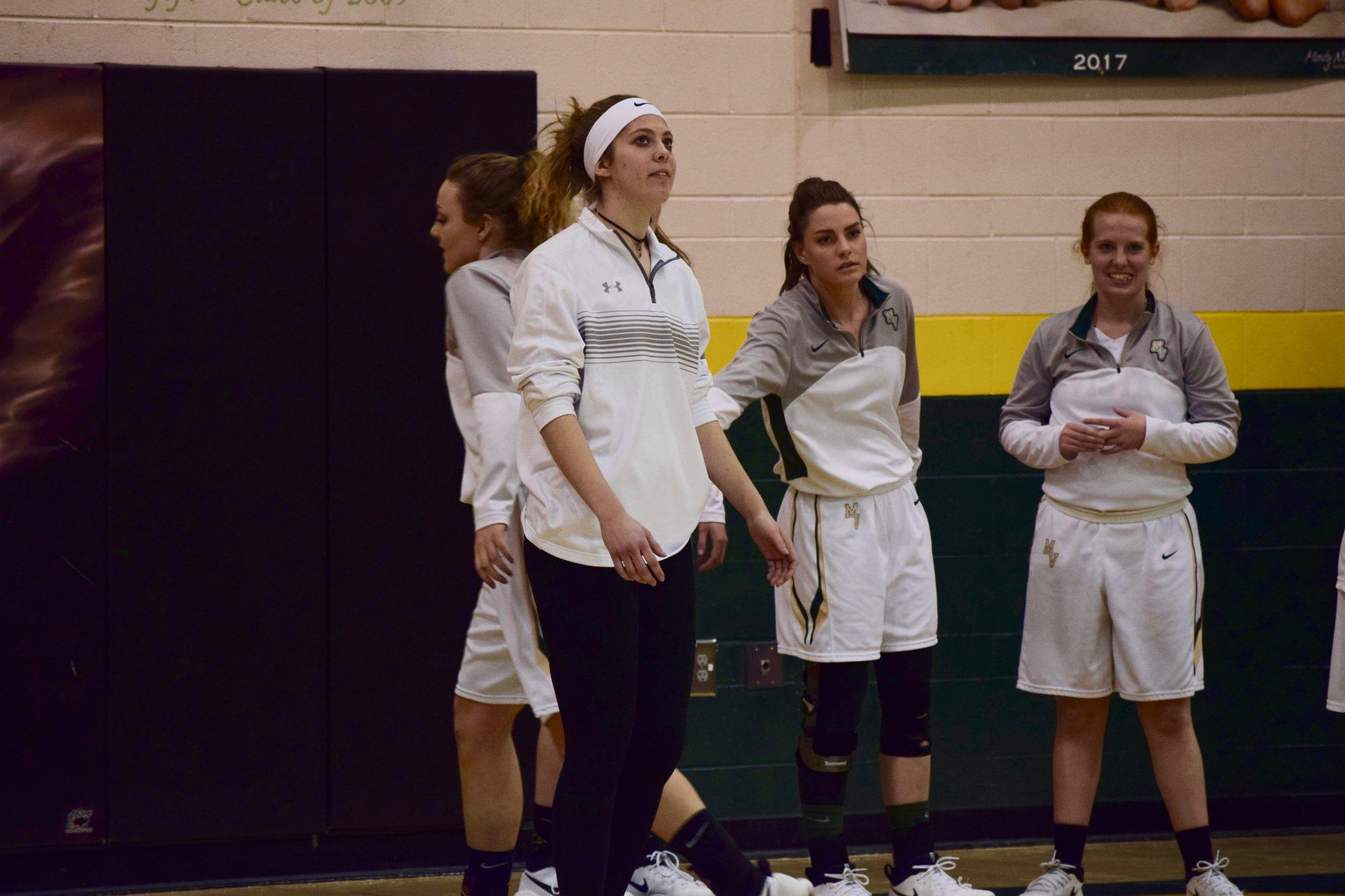 ARCHIVE: LIVE BLOG: Women's Varsity Basketball vs. Castle View