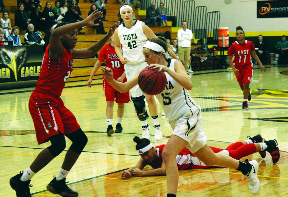 PHOTOS: JV Girls Basketball VS. Denver East
