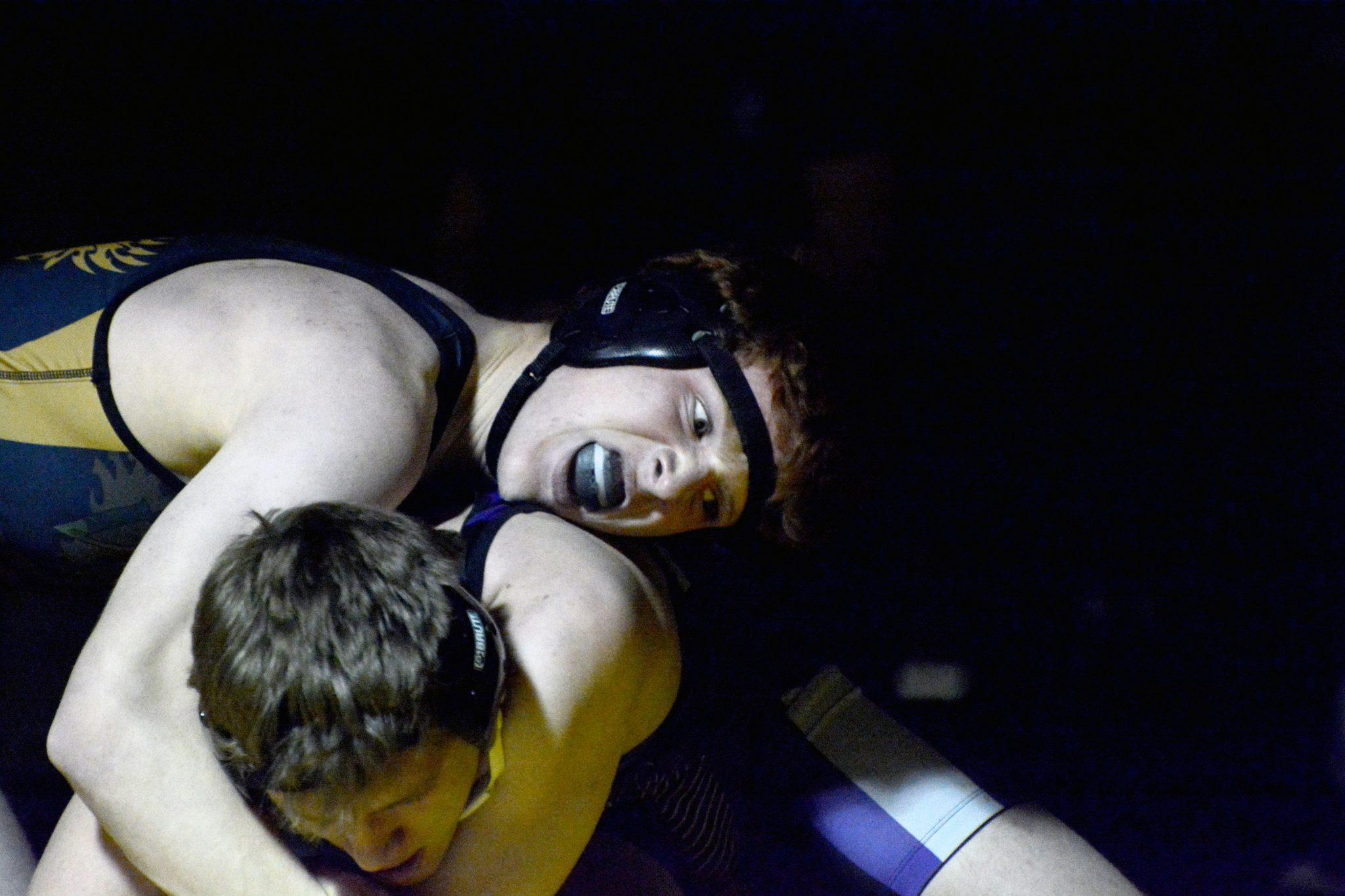 ARCHIVE: LIVE BLOG Varsity Wrestling vs Douglas County