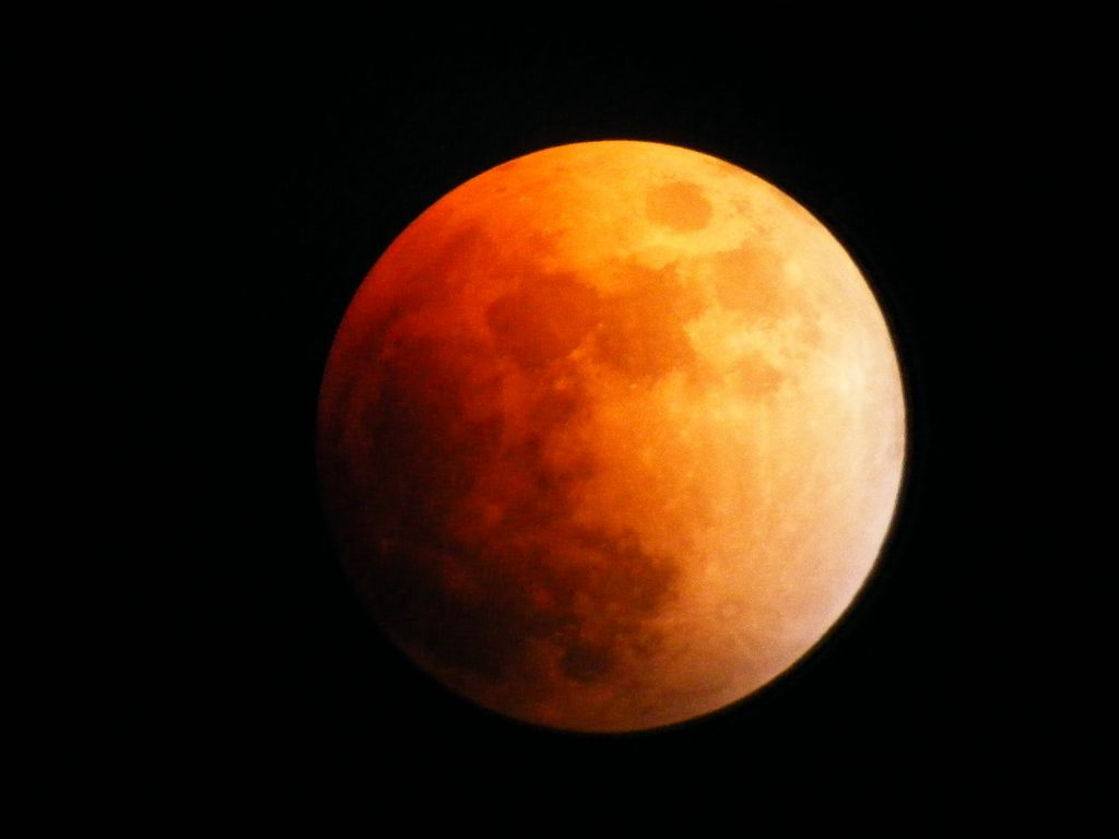 The Super Blue Blood Moon