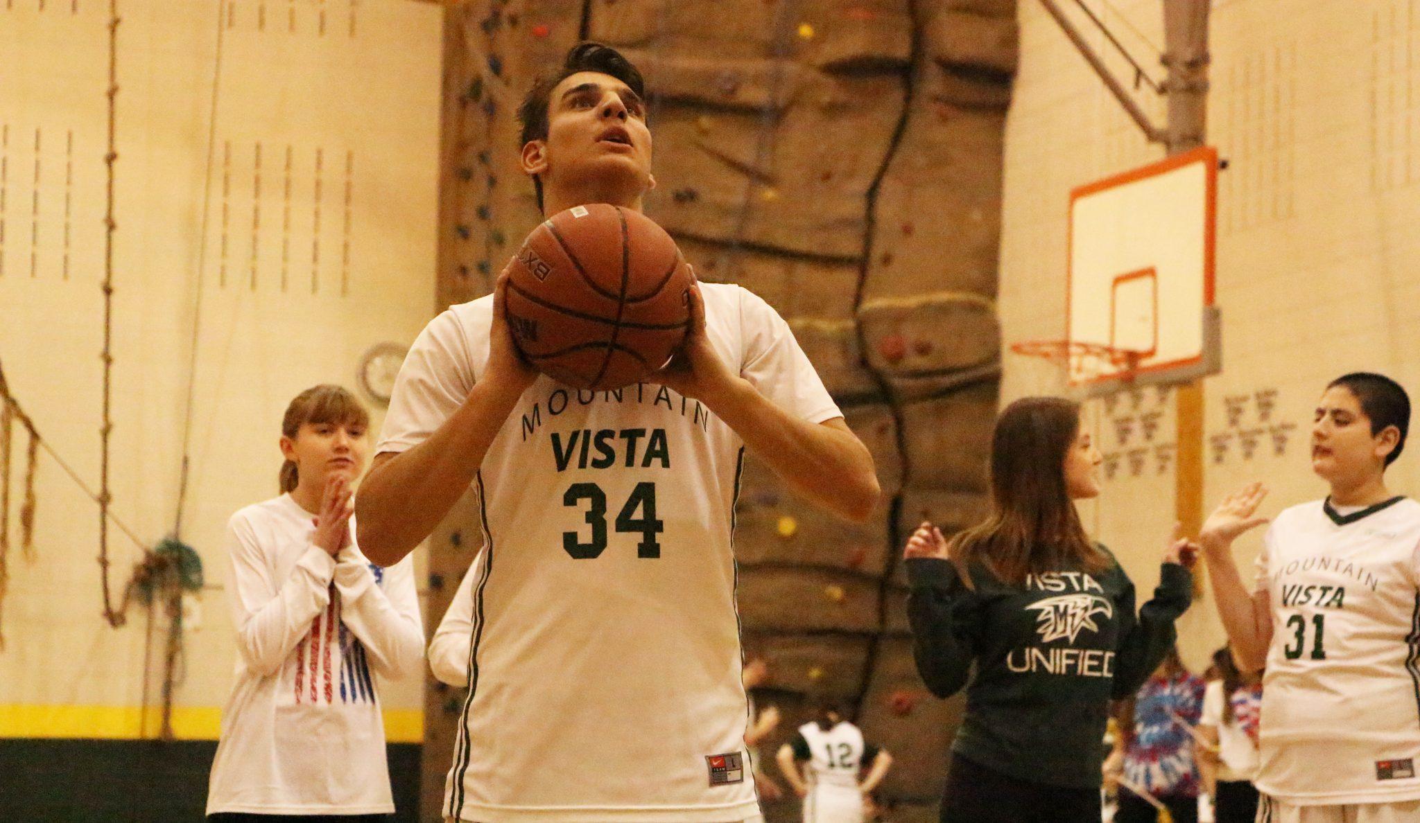 Photos: Unified Basketball vs. Douglas County