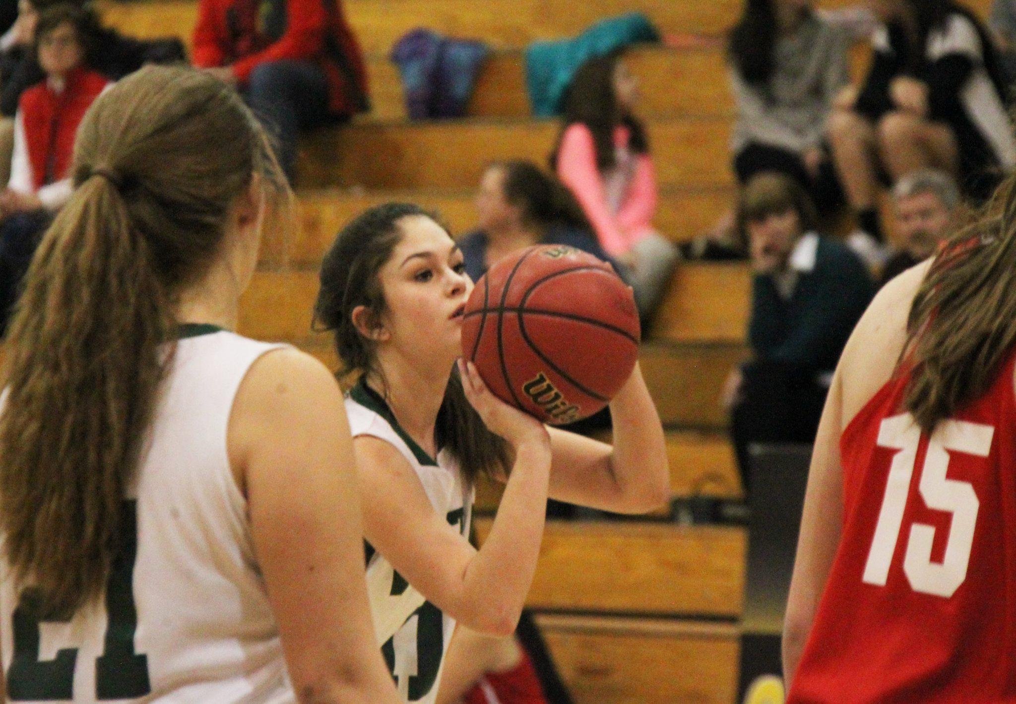 Sophomore Women's Basketball vs Regis