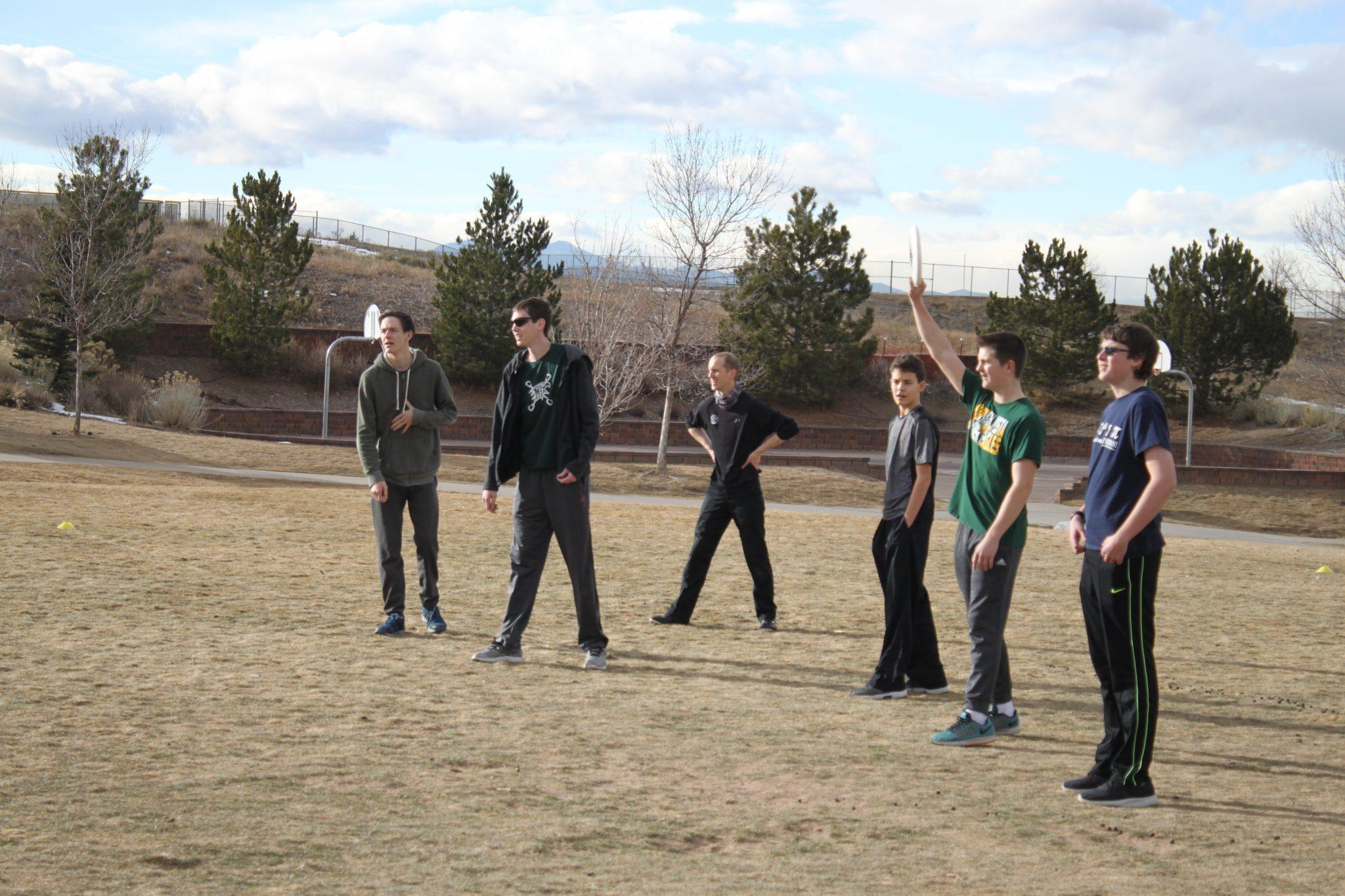 PHOTOS: ULTIMATE FRISBEE