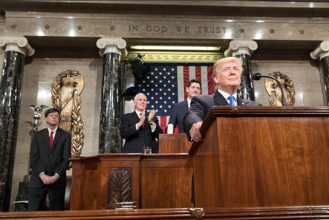 State of the Union Address 2018