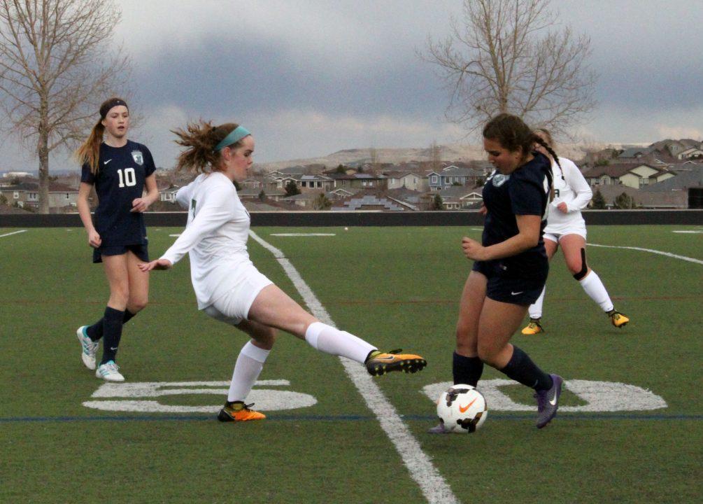 PHOTOS: JV Women's Soccer vs. Columbine