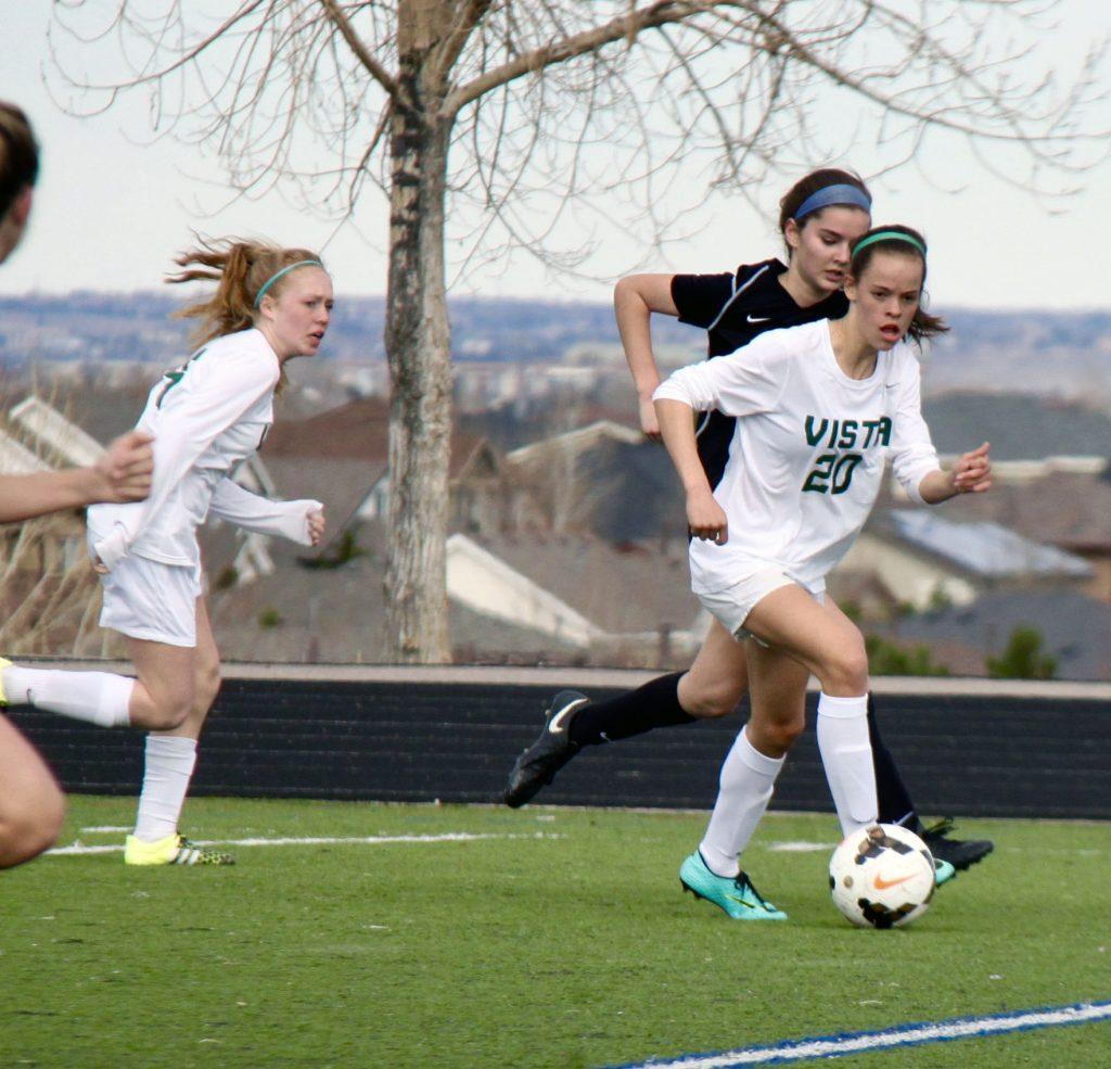 PHOTOS: JV Womens soccer V. Rock Canyon