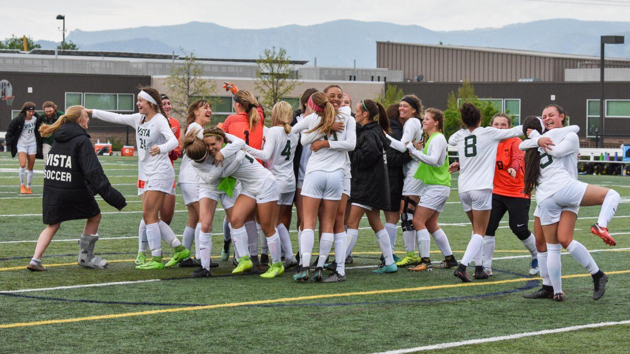 PHOTOS: Girls Soccer vs. Arapahoe