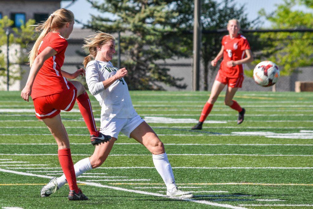 PHOTOS: Girls Soccer vs. Regis Jesuit