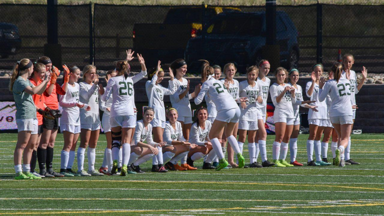 PHOTOS: Girls Varsity Soccer vs. Adams City