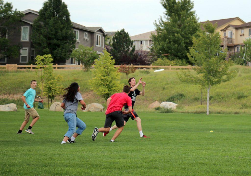 PHOTOS: Ultimate Frisbee