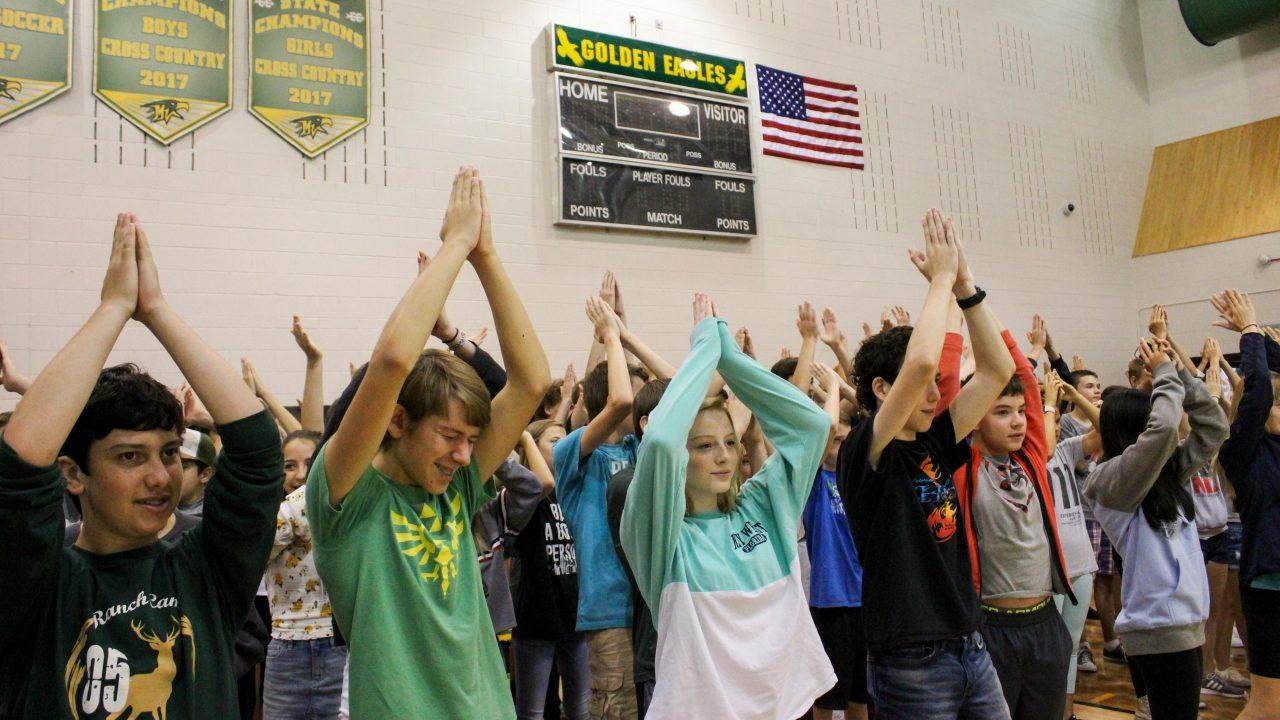 PHOTOS: First Assembly of the Year