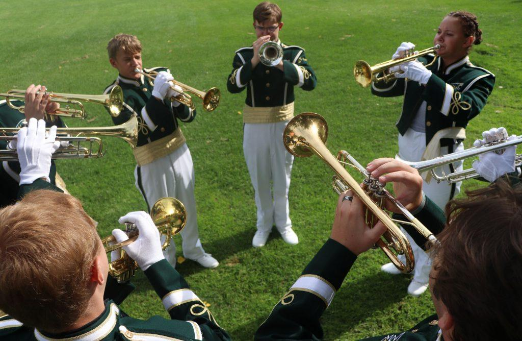 Our Marching Band Deserves Credit (Photo Gallery)