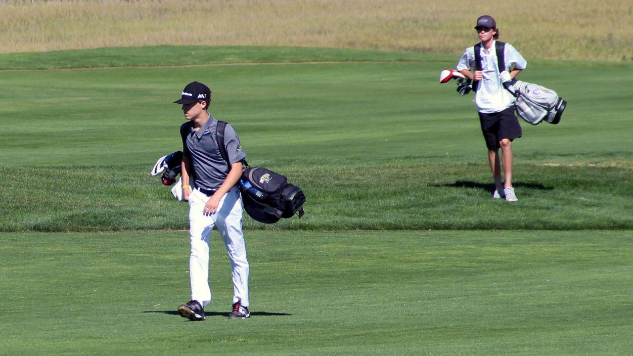 Photos: Varsity Golf at Murphy Creek Golf Course